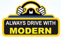Modern Automobiles Logo