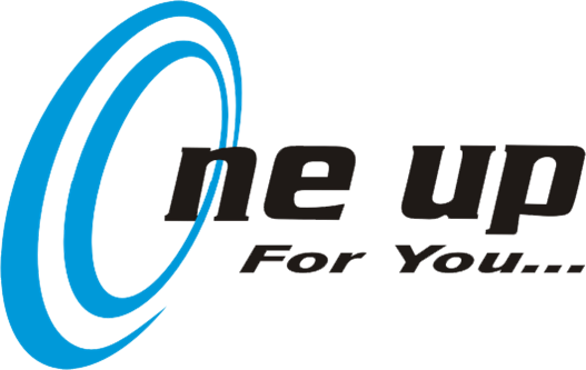 One Up Motors Logo