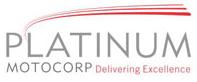 Platinum Motocorp Logo