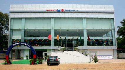 Ambattur - Maruti Suzuki Arena - ABT Motors