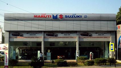 About Maruti Suzuki Authorised Car Dealer - ABT Motors - Guindy