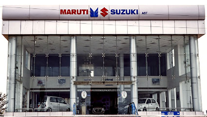 About Maruti Suzuki Authorised Car Dealer - ABT Motors - Karur