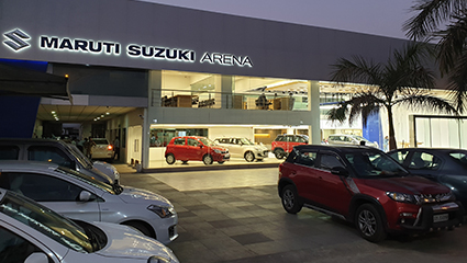 About Comet Motors - Maruti Suzuki Authorised Dealer - Chikuwadi Complex