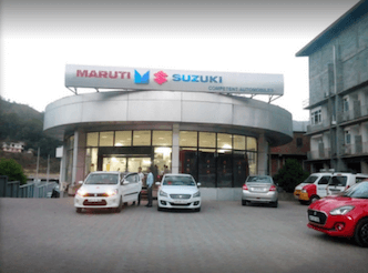 Competent Automobiles Industrial area, Mandi AboutUs