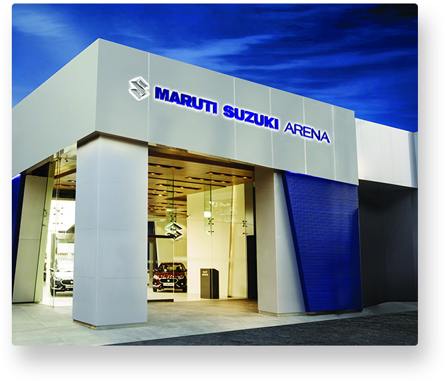 About Ganesh Motors - Maruti Suzuki Authorised Dealer - Vellore