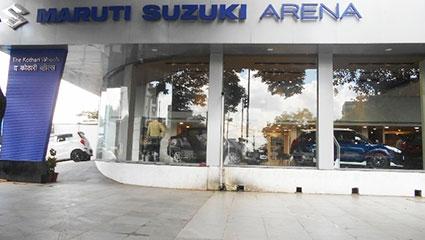 About The Kothari Wheels - Maruti Suzuki Authorised Dealer - Viman Nagar