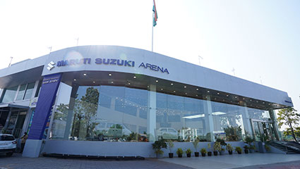About Maruti Suzuki Arena - Mahalaxmi Automotives - Phaltan Road
