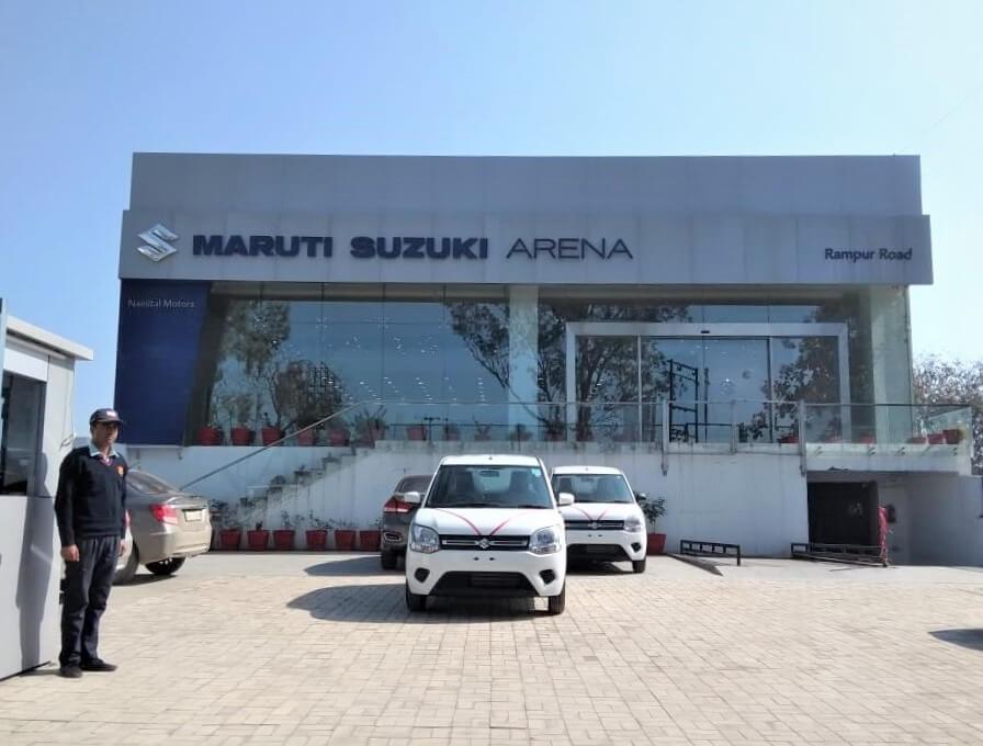 Nainital Motors Jeetpur Negi, Haldwani AboutUs