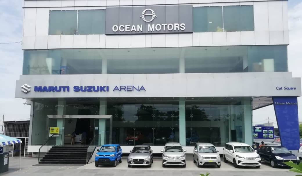 Ocean Motors Cat Square, Indore AboutUs