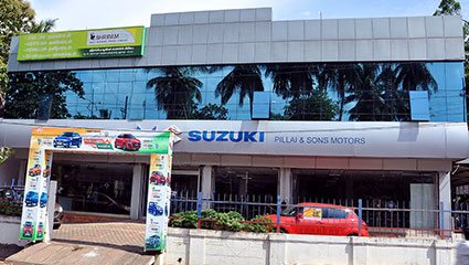 About Pillai - Maruti Suzuki Authorised Dealer - Thanjavur
