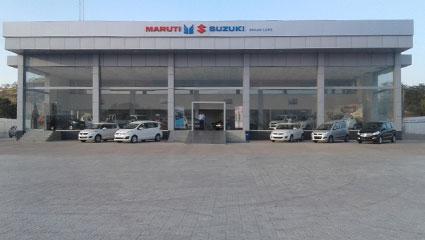 About Shaan Cars - Maruti Suzuki Authorised Dealer - Velhale sangamner