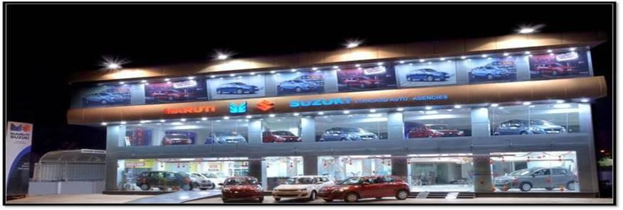 Standard Auto Agencies Napier Town, Jabalpur AboutUs