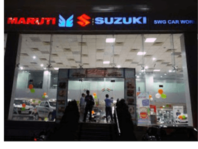 SWG Car World GT Road, Durgapur AboutUs
