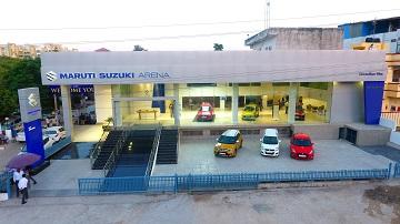 Technoy Motors Govardhan Villas, Udaipur AboutUs