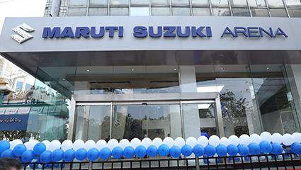 About Maruti Suzuki Arena - Varun Motors - Begumpet