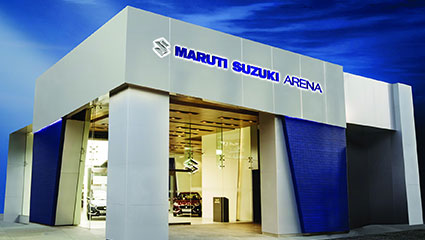 About Maruti Suzuki Authorised Car Dealer - Varun Motors - Muralinagar