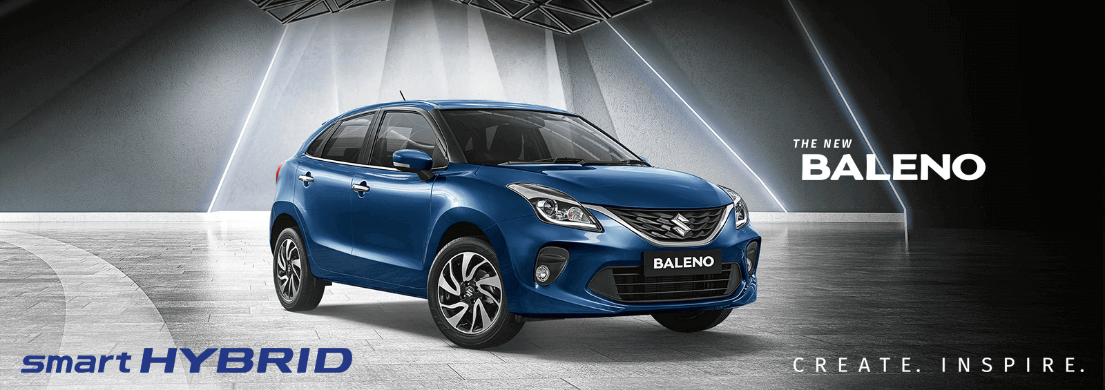 Baleno-Desktop-Banner KP AUTOMOTIVE Queens Road, Jaipur