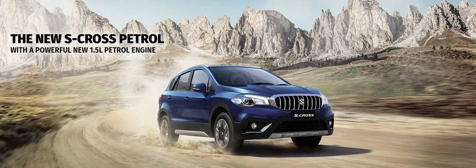 S-Cross KP AUTOMOTIVE Queens Road, Jaipur