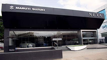 About Jagrut Motors - Marut Suzuki Nexa Dealer - Ratnagiri