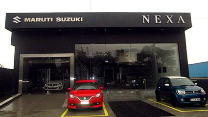 About Aadhi Maruti - Marut Suzuki Nexa Dealer - Tirunelveli
