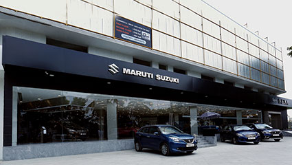 About ABT Motors - Marut Suzuki Nexa Dealer - Coimbatore