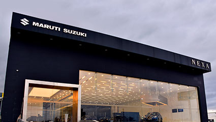 About Amman Cars - Maruti Suzuki Nexa - Hosur South, Hosur