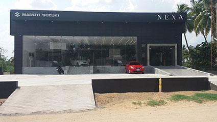 About Ganesh Cars - Marut Suzuki Nexa Dealer - Vellore