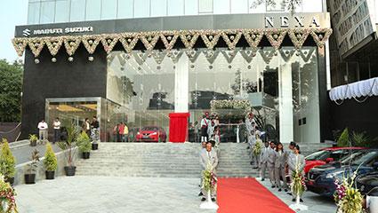 About Mahalaxmi Automotives - Marut Suzuki Nexa Dealer - Pune