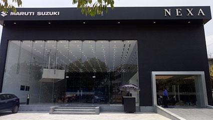 About Pratham Motors - Marut Suzuki Nexa Dealer - Bengaluru